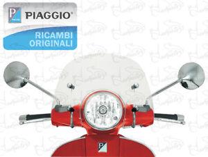 Dettagli Su Cupolino Parabrezza Originale Piaggio Vespa Gts 300 250 125 Sport Super Touring