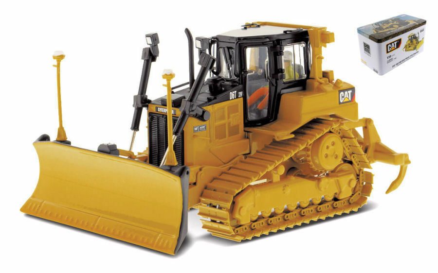 CAT D6T XW Vpat Track Type Tractor 1 50 Model DIECAST MASTERS
