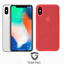 Ultra-Thin-Dirtproof-Silicone-Rubber-Full-Cover-Case-Skin-for-iPhone-X-XS-7-8 miniatuur 10