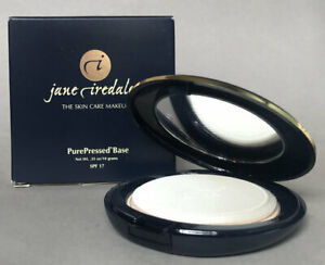 Jane-Iredale-PurePressed-Base-BISQUE-Mineral-Foundation-Compact-10g-FREE-SHIP
