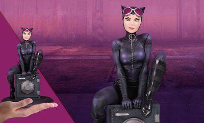 Deftig Dc Comics Cover Girls - Catwoman Statue By Joelle Jones Brandnew In Box. Betrouwbare Prestaties