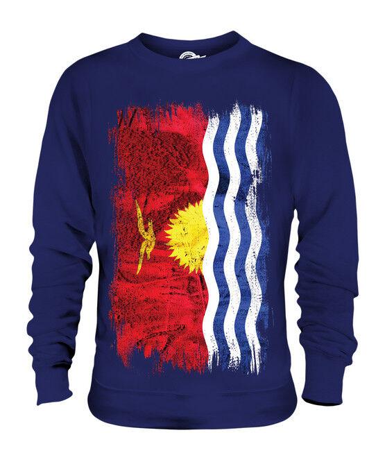 KOMI GRUNGE FLAG UNISEX SWEATER TOP FOOTBALL GIFT SHIRT CLOTHING JERSEY