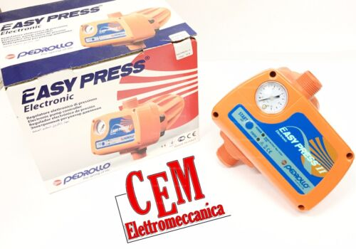 Presscontrol easy PRESS Palmer Pumpe Autoklaven elektro Pumpe jswm 2AX hp 1,5