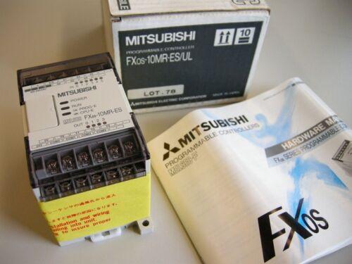 Mitsubishi Melsec FX0s-10MR-ES//UL FXos-10MR-ES//UL SPS PLC unbenutzt OVP