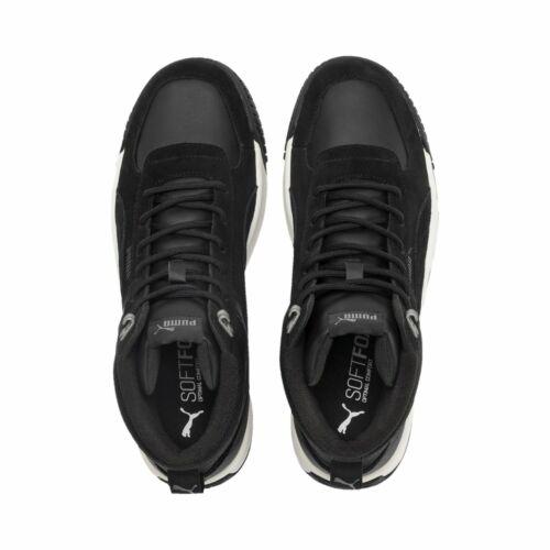 Puma TARRENZ SB Outdoorschuhe Hohe Sneaker 370551 Schwarz