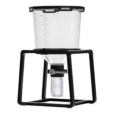 The Catalyst Fermentation System for Homebrewing beer, moonshine Conical