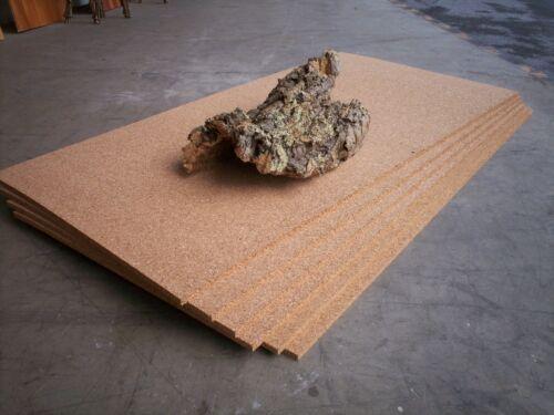 Korkplatten 2 mm 165 x 495 mm Kork Platte Modellbau