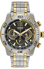 Citizen CA4084-51E Men's Eco Drive Primo Stingray 620 Two Tone Chronograph Watch