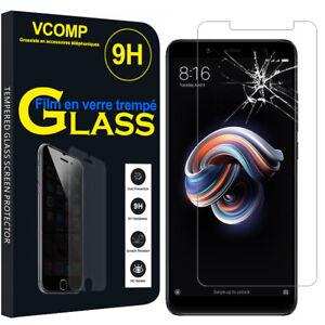 1-Film-Verre-Trempe-Protecteur-Protection-pour-Xiaomi-Redmi-Note-5-5-99-034