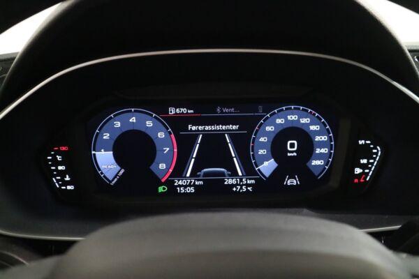 Audi Q3 35 TFSi Advanced - billede 5