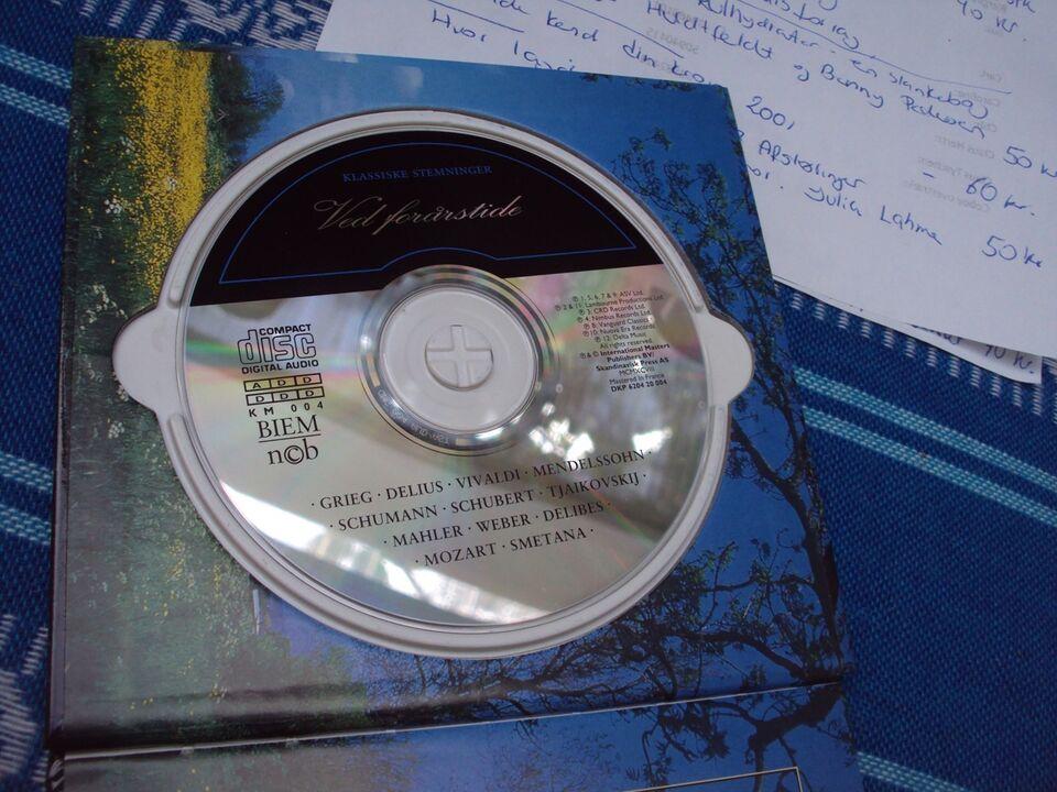 grieg- delius - Vivaldi etc: Klassiske stemninger- ved
