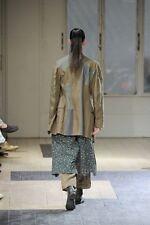 yohji yamamoto pour homme 12ss runway linen coat