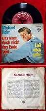 Single Michael Holm: Das kann doch nicht das Ende sein (Telefunken U 55 858) D