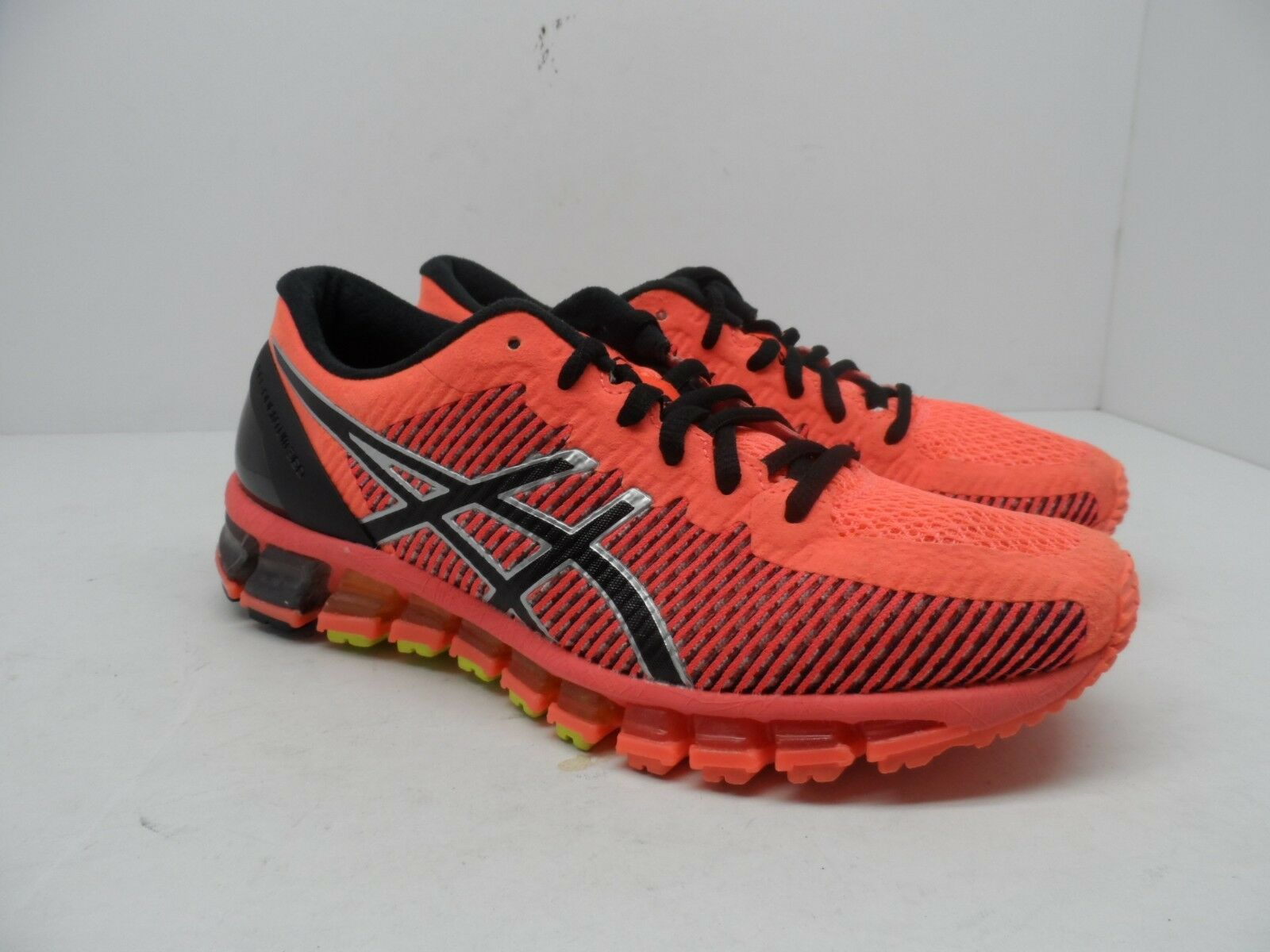 Asics Women's GEL-Quantum 360 CM Running Shoe T6G6N Flash Coral/Black Comfortable The most popular shoes for men and women