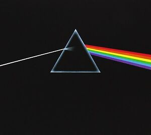 Pink Floyd-Dark side of the Moon LP vinyle pop NEUF
