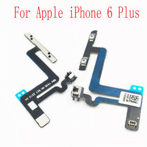 For-iPhone-6-Plus-5-5-034-Power-On-Volume-Side-Button-Mute-Silent-Switch-Flex-Cable