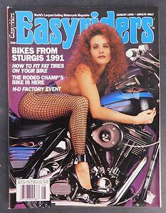 Easyriders-Magazine-August-1992-Biker-Motorcycle-Back-Issue-230-Easy-Rider