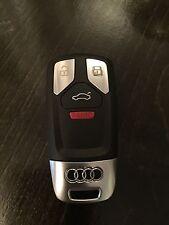 Oem 2018 Audi A4 Tt Q5 Q7 Smart Key Remote Fob 4 Button For Sale