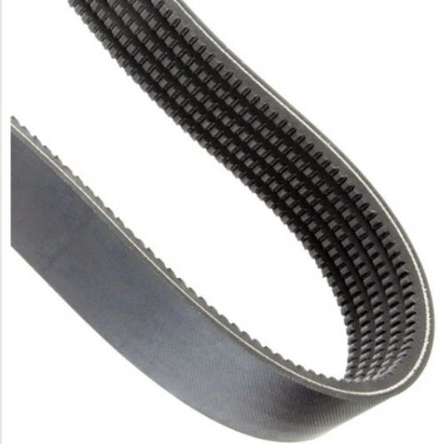 """Factory New! 5//BX112 3//8/"""" Top Width by 115/"""" Length 5-Banded Cogged Belt"""