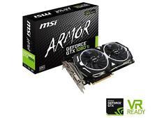 MSI GeForce GTX 1080 Ti DirectX 12 GeForce GTX 1080 TI ARMOR 11G OC 11GB 352-Bit