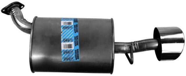Exhaust Muffler Assembly-Quiet-flow Ss Muffler Assembly Left fits 11-16 Optima