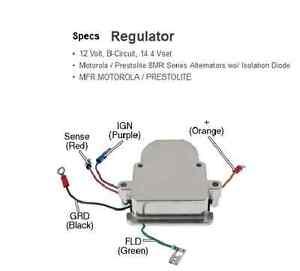 Details about VOLTAGE REGULATOR Mercruiser 79 80 81 82 83 84 85 86 87 88 89  90 91 92 93 94 95
