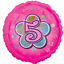 Happy-5th-Birthday-AGE-5-Party-Balloons-Banners-Badges-amp-Decorations-Helium-GIRL thumbnail 19