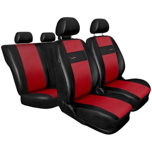 XL-RD Universal Auto schonbezug Set Sitzbezüge für OPEL CORSA A B C D E