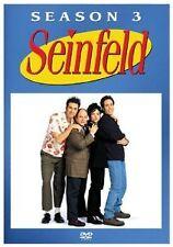 Brand New DVD Seinfeld: Season Three (2005) Jerry Seinfeld Julia Louis-Dreyfus