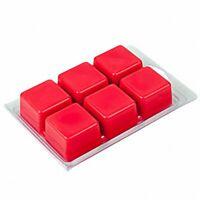 Jumbo Size 6-cavity Plastic Wax Tart Melt Clamshell Molds (lot Of 100)