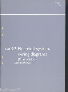 2002 saab 9 5 wiring diagrams 2003 saab 9 5 wiring diagram my2002 saab 9-5 electrical system / wiring diagram ...