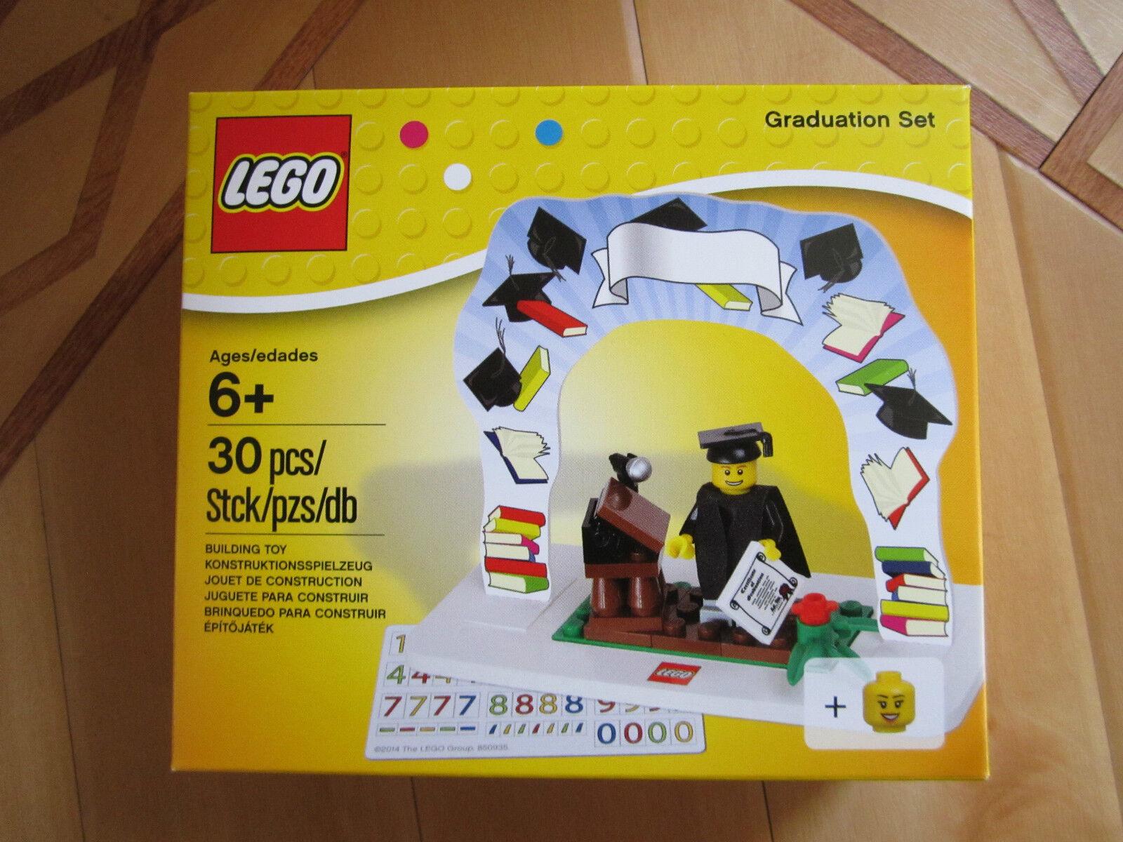 LEGO GRADUATION SET 850935 - RETIRED SET - NEW BOXED SEALED