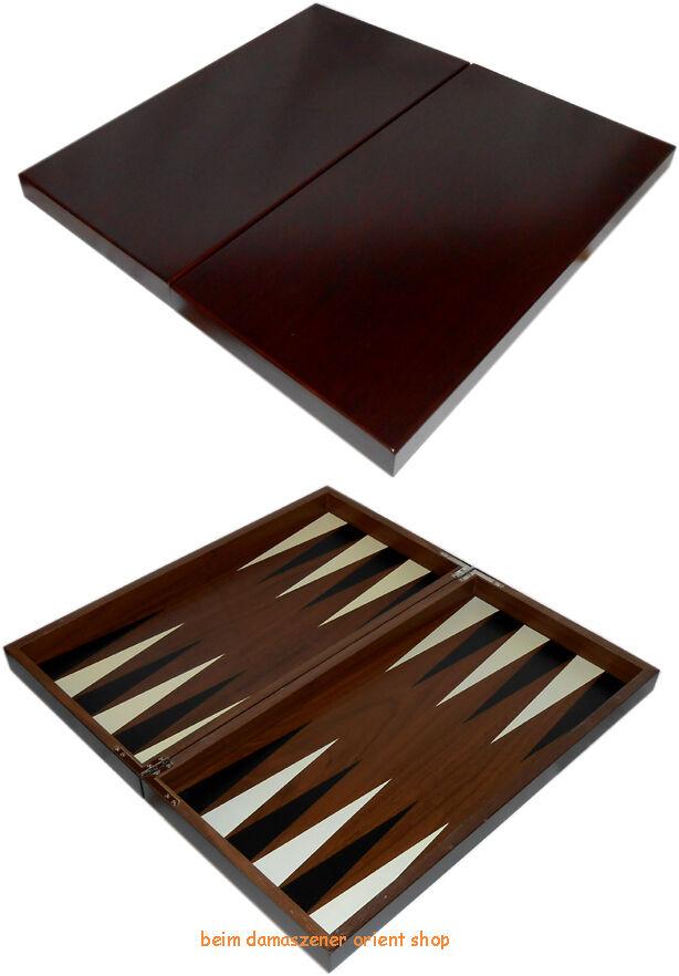 50X49 cm Skeloudi Backgammon Backgammonkoffer    Koffer Tavla aus Holz NEU 47be18