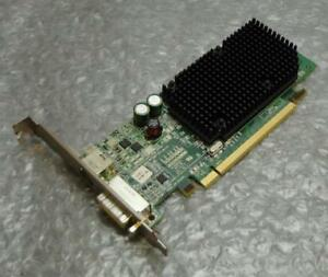 128MB Dell UX563 0UX563 Ati Radeon X1300 Pci-e DVI / S-VIDEO-OUT Carte Graphique
