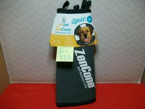 BRAND NEW ZENPET ZENCONE SOFT RECOVERY ADJUSTABLE COLLAR FOR XL DOGS MADE IN USA