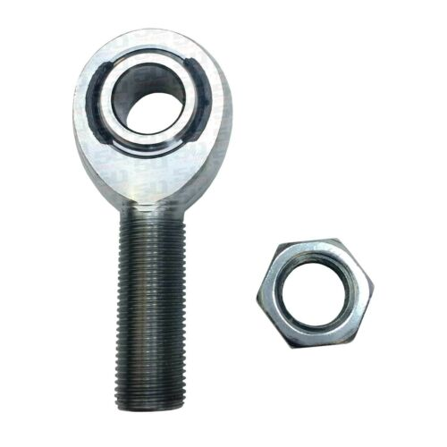 """Replacement 3//4/""""-16 Right Hand Rod End 3//4/"""" Bore with Jam Nut Suspension Parts"""
