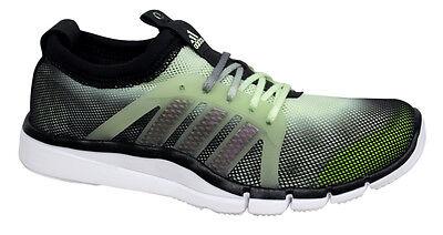 Adidas Coeur Grâce Décoloré Femmes Lacet Noir Vert Baskets AQ5319 D55 | eBay