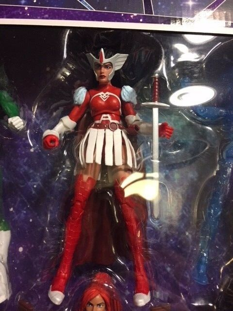 Marvel - legenden a-force box sif 6