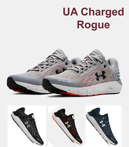Mens-Under-Armour-Shoes-CHARGED-ROGUE-RUNNING-SHOES-3021225-NEW