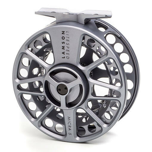 Waterworks Lamson Fly Micra 5 Litespeed 3 Fly Lamson Fishing Reel ~ CLOSEOUT 3455d9
