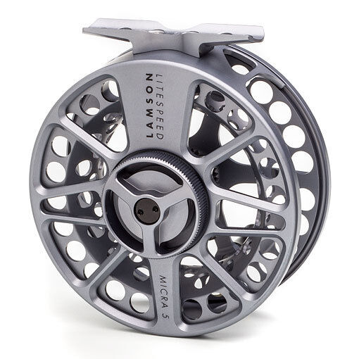 Waterworks Lamson Reel Micra 5 Litespeed 3.5 Fly Fishing Reel Lamson  CLOSEOUT f1e6c1