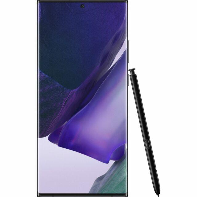 Samsung Galaxy Note20 Ultra N985F 256GB Unlocked GSM Phone - Mystic Black