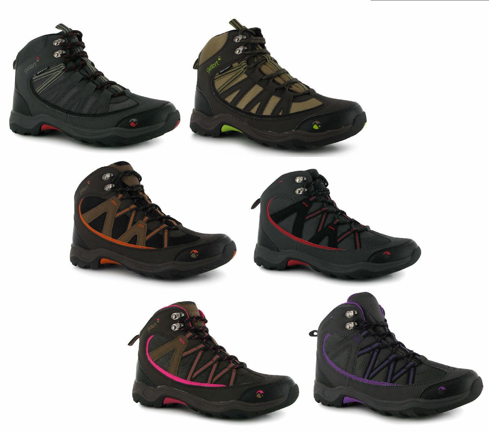 Gelert Ottawa shoes da Trekking Camminata Esterni women men Mid