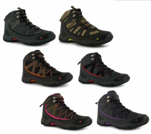 Gelert Ottawa Trekking Chaussures des Rangers Outdoor Chaussures Hommes Femmes Mid
