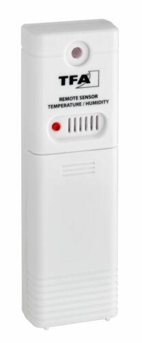 inkl Sender TFA 35.1139.01  METEO SENS Funkwetterstation ohne Batterie