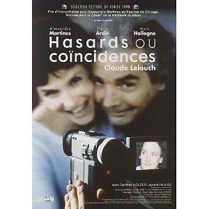 DVD *** HASARDS OU COINCIDENCES *** de Claude Lelouch avec Pierre Arditi