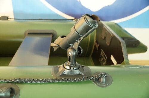 schwarz Ribport Kleber Kit, Set: Rod Holder II Railblaza Rutenh 03-0007-11