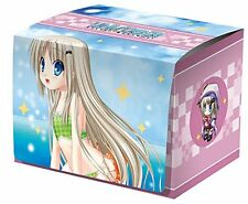 Little Busters Kudryavka Noumi Trading Card Game Character Max Deck Box Anime