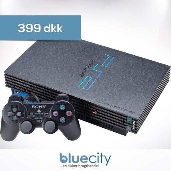Playstation 2, Sony PlayStation 2 Sort