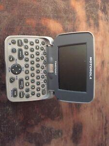 Motorola-Timeport-A06HPB5806AJ-Pager